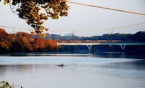 Boat House Row - boathouse row philly with a fjallraven