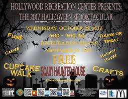 parks and rec halloween hollywood recreation center