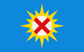 Deleware Flag Proposed Florida Flag Redesign 2d Design Pinterest Florida Flag