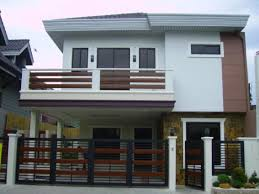 best simple 2 story house design images home decorating design