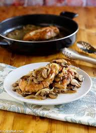 What Type Of Dressing Does Olive Garden Use - olive garden chicken marsala copycat recipe