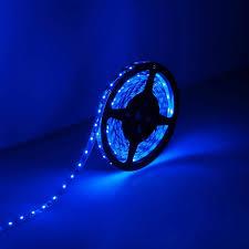 Blue Led Lights Strips by Non Waterproof Led Light Tape 300 Units Blue Ustellar