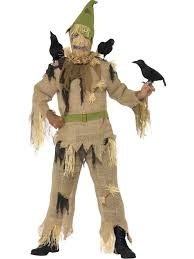 Scary Costumes Halloween 25 Scary Scarecrow Costume Ideas Scary