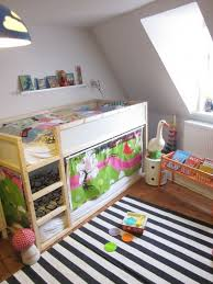 Kura For Two Using IKEAs Low Loft As A Bunk Bed Apartment Therapy - Low bunk beds ikea