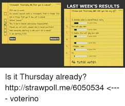 Meme Defined - strawroll thursday thdl are you a meme pick one or more no memes