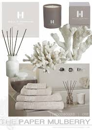 Bathroom Shopping Online by Spa Bathroom Styling From Kelly Hoppen White Coral Candles