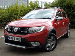renault sandero stepway black used dacia sandero stepway for sale rac cars