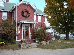 Red Roof Inn Plymouth Nh by Sheri U0027s Shared Secrets New England Fall Foliage Road Trip