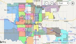 okc zip code map data okc gov open data portal