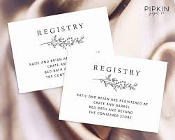 wedding registry cards 28 inspirational wedding registry cards wedding idea