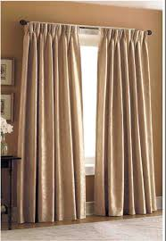 French Pleat Curtain Pleat Curtain Rooms