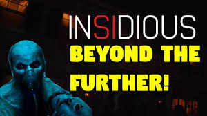 insidious returns to halloween horror nights youtube