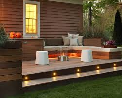 backyard decking designs 1000 ideas about outdoor decking on