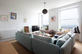 house tour a contemporary u0026 playful uk home apartment therapy