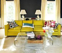 optimize the energy in your interior with yellow couch homesfeed