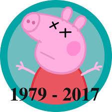 Peppa Pig Meme - breaking peppa pig dead at 38 from it s internet time