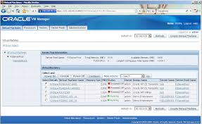 ovm console oracle vm single box install server manager novm amis oracle