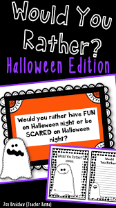 halloween journal halloween would you rather writing prompts journal morning