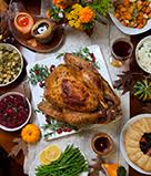 your catered thanksgiving dinner from piedmont grocery