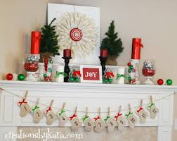 Christmas Home Decoration Pic Cheap Diy Christmas Home Decor Home Art
