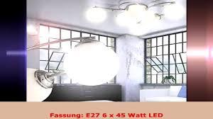 Wohnzimmer Lampe 6 Flammig Deckenlampe Led Wohnzimmer Ruhigen Unfreundlich Auf Ideen Oder Led