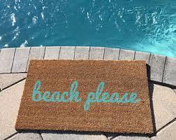Fun Doormat Cute Doormats Etsy