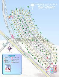 Panama City Beach Map Panama City Beach Rv Resort Resort Map