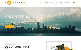 10 best free construction company themes for 2017 wpall