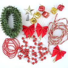 christmas in july miniature garden holiday decorations for