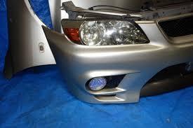lexus is300 trd jdm lexus is300 trd l tuned conversion bumper fog lights