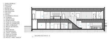 Server Room Floor Plan by Gallery Of Resignation Media Chioco Design 13