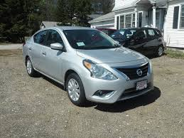 nissan versa fog lights new 2017 nissan versa for sale in nh 17c663 concord nissan