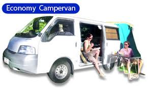 Van Awning Nz Cheap Campervan Hire Auckland And Christchruch New Zealand