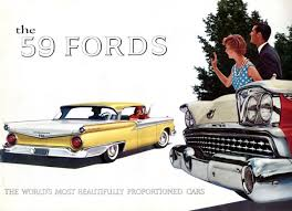 Old Ford Truck Brochures - automotive history the ford fe series v8 engine