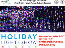 scout light show 14th annual scouts holiday light show begins friday sayville