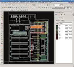 layout editor comparison custom and mixed signal design solution unified solution for custom