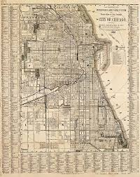 Chicago Downtown Map by List Of Chicago Parks Wikipedia