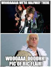 Ric Flair Memes - tuesday s memes bon jovi 2loud2oldmusic