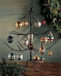 just found this tree ornament display tabletop