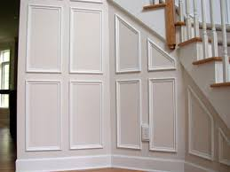 picture frame molding in dining room decoration with frames