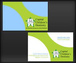 Dental Business Card Designs 25 Playful Colorful Dental Business Card Designs For A Dental