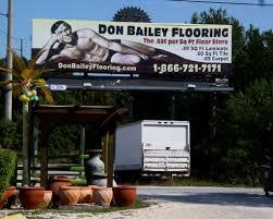 Actual Billboard In Key Largo  Cents Per Sq Ft Floor S Flickr - Don bailey flooring