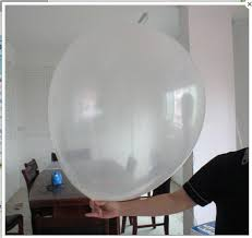 large white balloons cheap 36 inch large clear balloons best for wedding