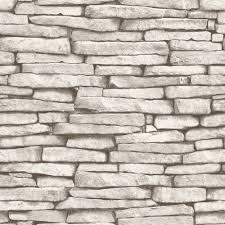 i love wallpaper slate effect wallpaper cream taupe ilw980060