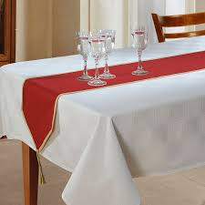 home decor table runner new table runner cloth linen home decor for wedding party banquet