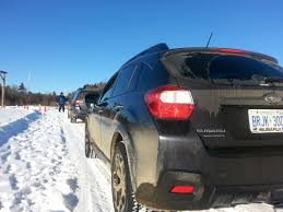 subaru outback snow confidence is the word for subaru in the snow toronto star