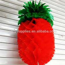 New Year Decoration Paper by Pineapple Paper Lanterns Chinese New Year Decorative Lanterns
