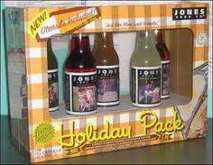 packaging of the day 11 21 12 thanksgiving flavored soda happy