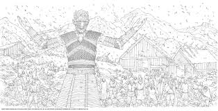 hbo u0027s game thrones coloring book gift u0026 stationery abrams
