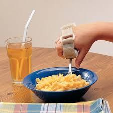 weighted pediatric plastic base utensil holder item 81605740